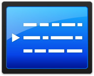 Presentation Prompter application icon